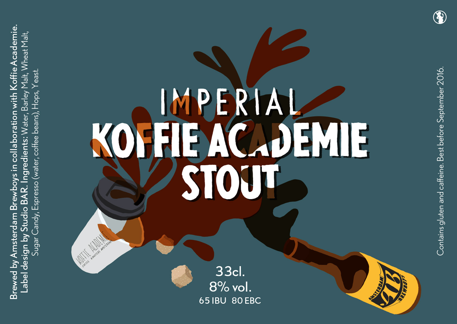 Amsterdam Brewboys Collaboration Brews