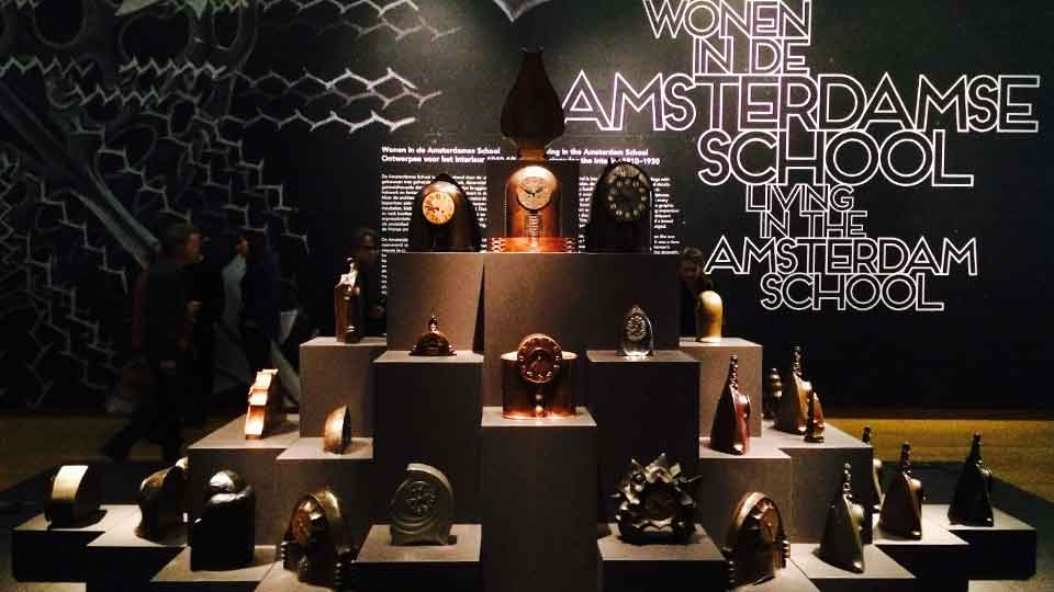 100 years of Amsterdamse School